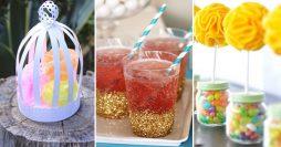 Festa Infantil – 7 Ideias de Decoração Simples e Barata