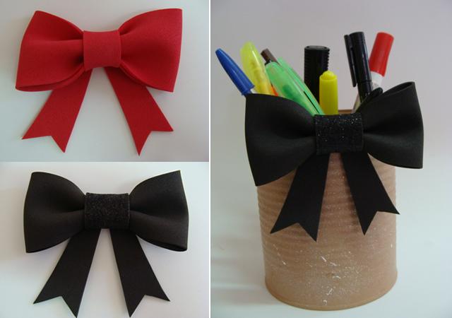Como fazer vasos de artesanato com jornal - Artesanato Brasil