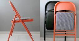 Como Renovar Cadeiras de Ferro Velhas – Aprenda Passo a Passo