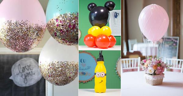 decoração-com-balões-passo-a-passo