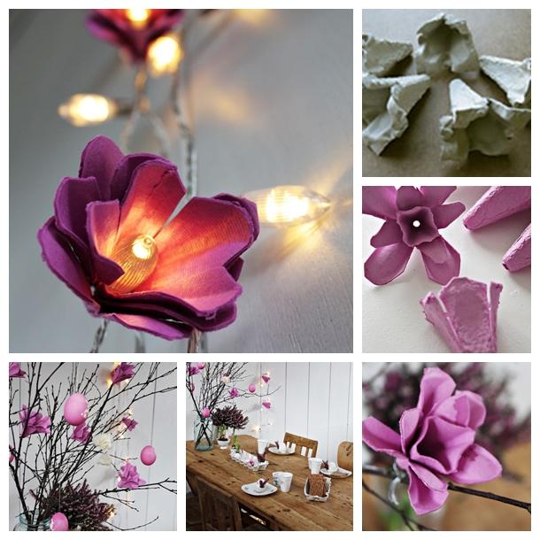 flores-de-caixa-de-ovo-com-luzinha-pisca-pisca