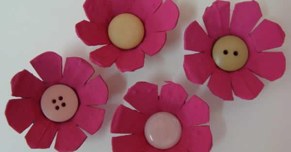 flores-de-caixas-de-ovos