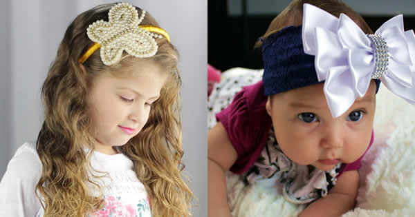 11 Tiaras Para Bebê Mais Lindas Que Você Já Viu   Revista Artesanato bb0f9daff6