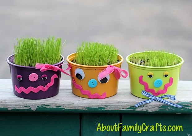 jardim-divertido-com-potes-reciclados