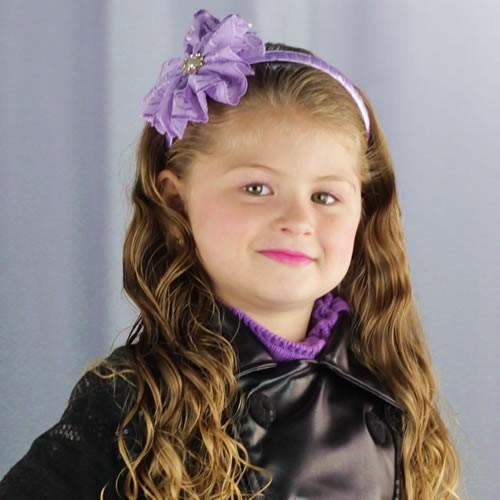tiara-lilás
