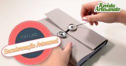 Encadernação Artesanal: Como Fazer um Caderno de Anotações