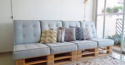 Como Fazer um Sofá de Pallet para Arrasar na Decoração da Sua Casa