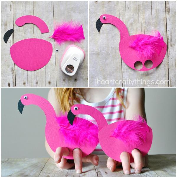 flamingo-de-papel-passo-a-passo