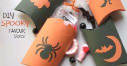 Como Fazer Caixinha de Papel para Lembrancinha de Halloween