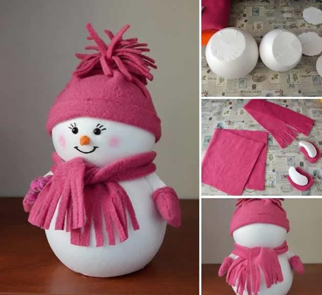 boneco-de-neve-com-bolinhas-de-isopor