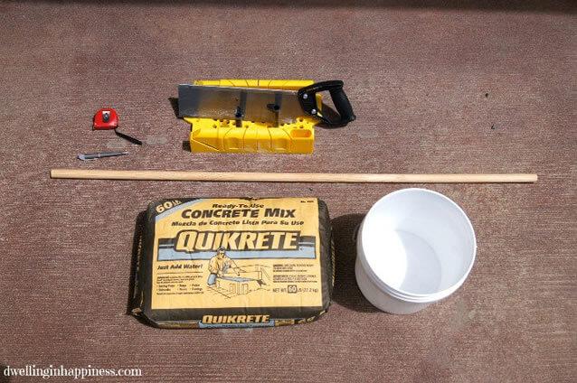 banquinho-de-concreto-materiais-necessarios