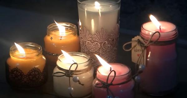 como fazer velas decorativas passo a passo revista