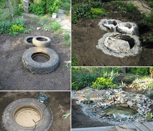 lago-de-pneu-para-jardim