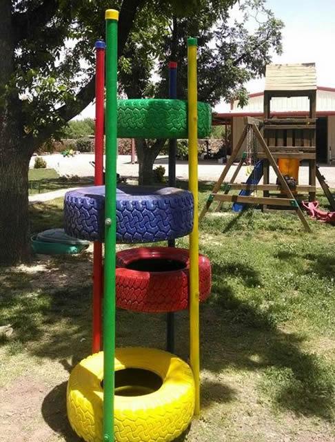 playground-de-pneu