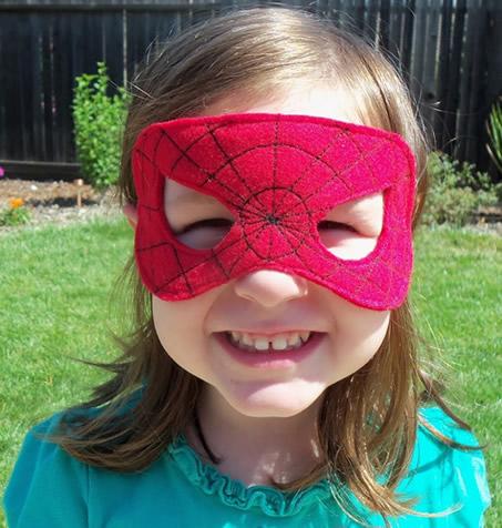 mascara-de-feltro-homem-aranha