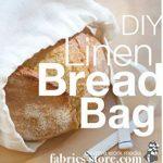 porta pão em tecido