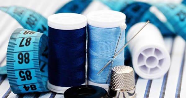 Material De Costura: Kit Básico Para Começar A Costurar