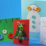 como fazer cartão de Natal