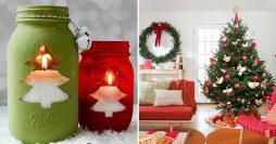 Enfeites de Natal: 4 Ideias para Decorar sua Sala