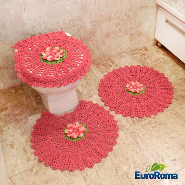 ff17d95c4 Fonte  Euro Roma. Aprenda o passo a passo detalhado  Jogo para banheiro ...