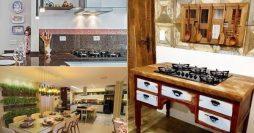 8 Dicas de Artesanato para Decorar a Cozinha
