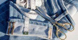 Como Fazer Barra de Calça Jeans Perfeita