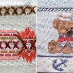 tipos de bordados