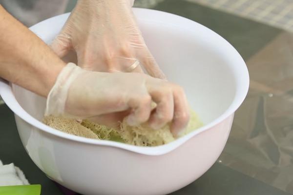 Como fazer sabonete esfoliante