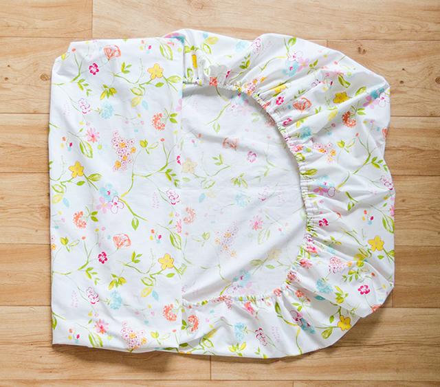 como fazer lençol de elástico