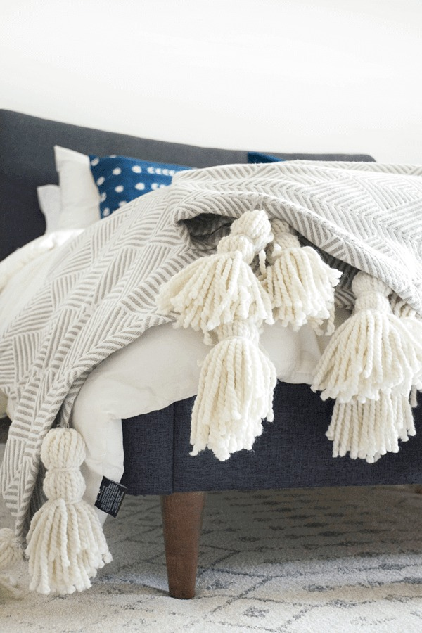 manta para sofá finalizada