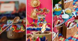 Decoração de Festa Junina – 50 Ideias Incríveis Para se Inspirar