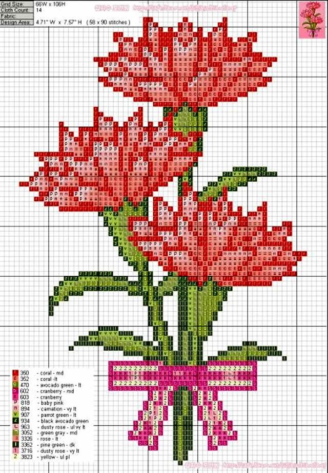 b32b0b75ea 70 Gráficos de Ponto Cruz para Baixar Grátis