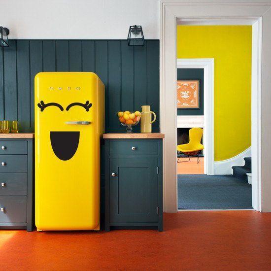 como envelopar a geladeira