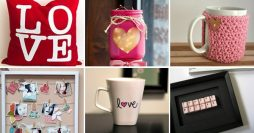 Lembrancinhas para o Dia dos Namorados – 45 Ideias Criativas e Baratas