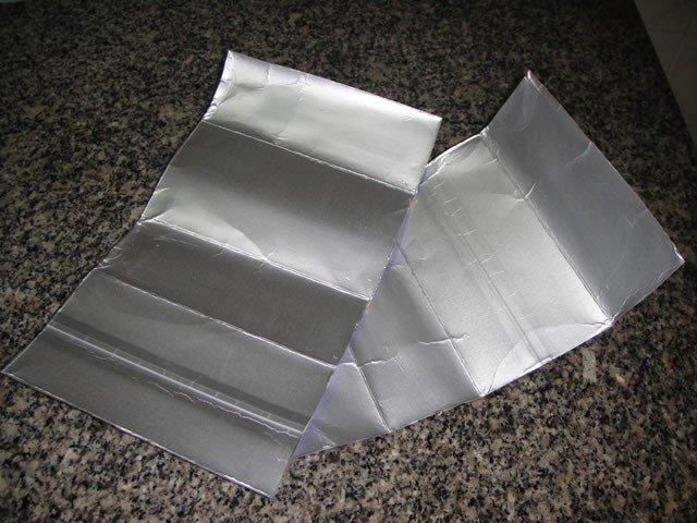 como fazer bolsa de caixa de leite