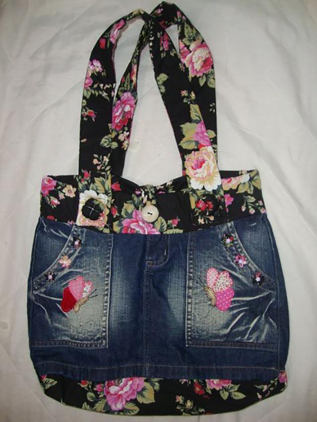 como reaproveitar jeans
