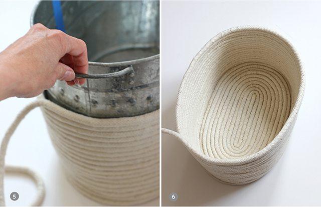 artesanato com corda