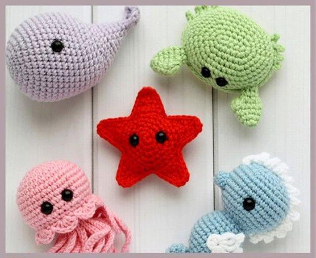 Amigurumi: Bichinhos de Crochê – Receitas & 70 Ideias Fofíssimas!   522x640