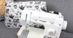 como fazer capa para máquina de costura