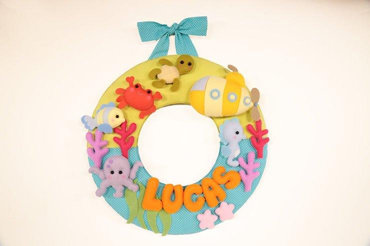 decoração para quarto de bebê