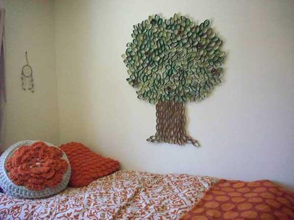 artesanato com rolo de papel higiênico