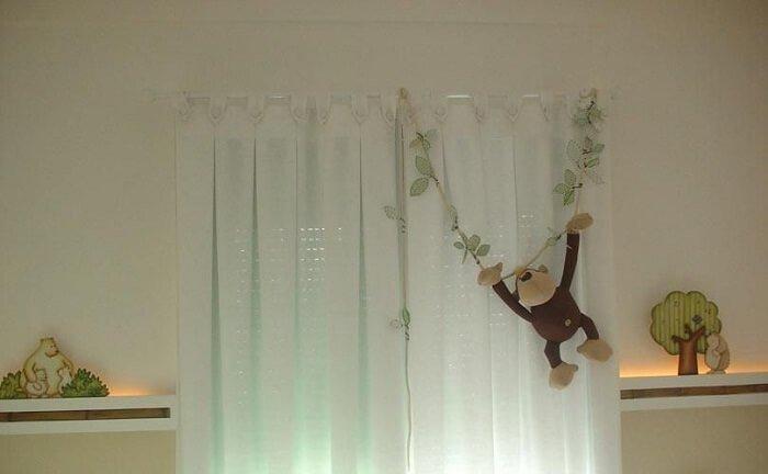 artesanato cortina