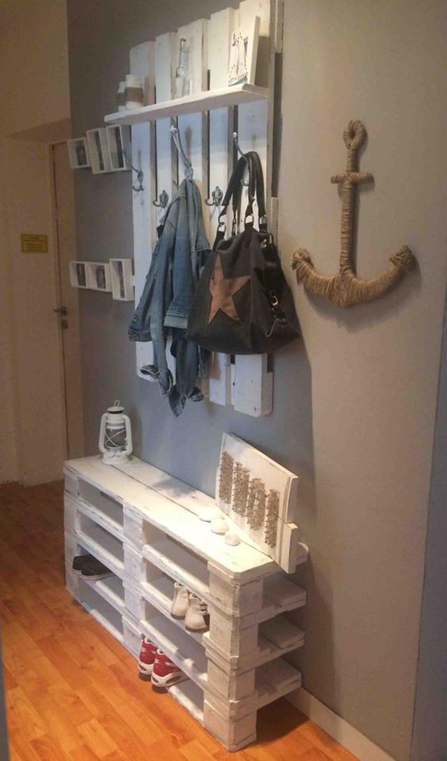 7 modelos de sapateiras criativas e recicl veis passo a passo revista artesanato. Black Bedroom Furniture Sets. Home Design Ideas