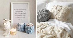 11 Ideias Lindas Para Usar Crochê Na Decoração Da Sua Casa