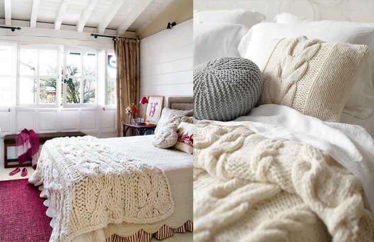 maxi crochê decoração