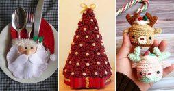 60 Ideias Para uma Decoração de Natal Simples e Bonita