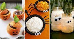 45 Enfeites de Halloween Fáceis de Fazer em Casa