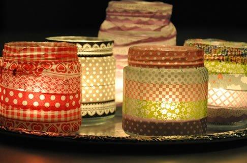 luminárias criativas