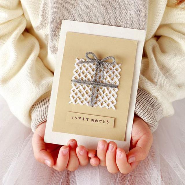 cartão de natal criativo