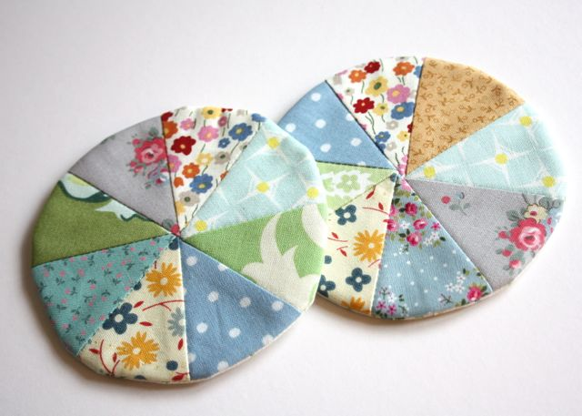 artesanato em tecido patchwork